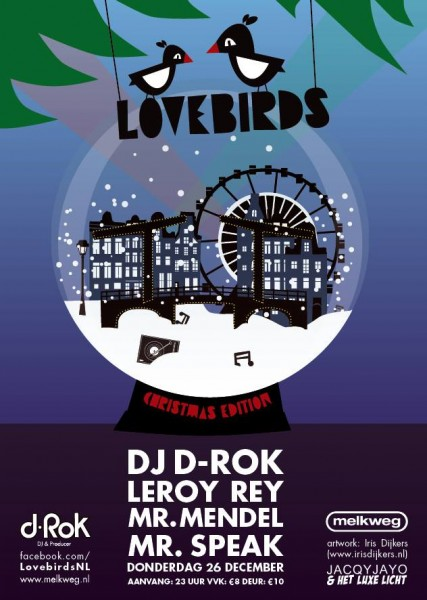 Lovebirds december
