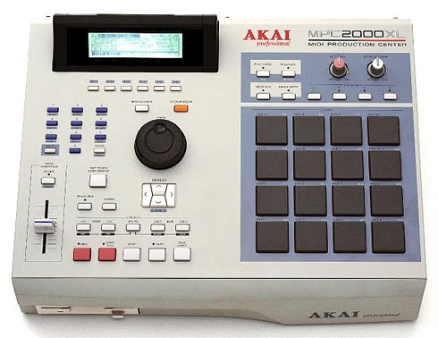MPC 2000 xl ZK